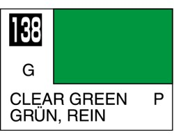 Mr Colour C138 Clear Green