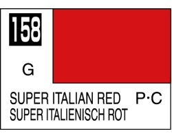 Mr Colour C158 Super Italian Red