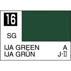 Mr Colour C016 IJN Green