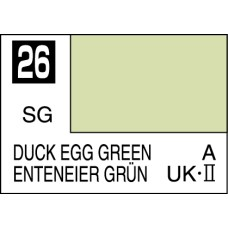 Mr Colour C026 Duck Egg Green