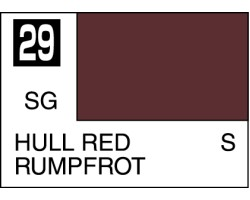 Mr Colour C029 Hull Red