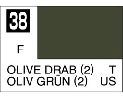 Mr Colour C038 Olive Drab (2)