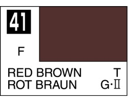 Mr Colour C041 Red Brown