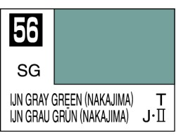 Mr Colour C056 IJN Gray Green (Nakajima)