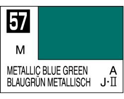 Mr Colour C057 Metallic Blue Green