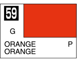 Mr Colour C059 Orange