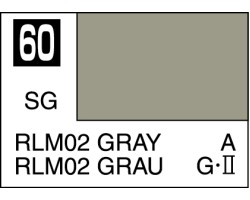 Mr Colour C060 RLM02 Gray