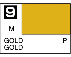 Mr Colour C009 Gold
