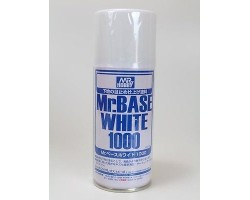 Mr Base White 1000 Spray