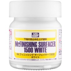 Mr Surfacer 1500 White