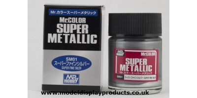 Mr Colour Super Metallic