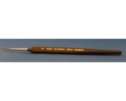 Size 2 Kolinsky Sable Brush