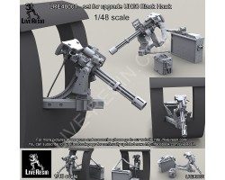 LRE48001 UH60 Armament Window M134D Mount.