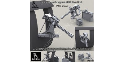 Live-Resin 1/48th Accessories