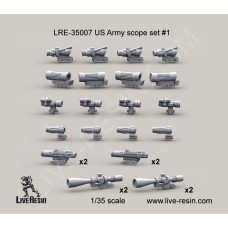 LRE35007 US Army Scope Set 1