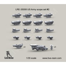 LRE35008 US Army Scope Set 2