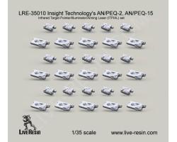 LRE35010 Insight Technology's AN/PEQ-2, AN/PEQ-15