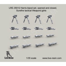 LRE35012 Harris Bipod Set