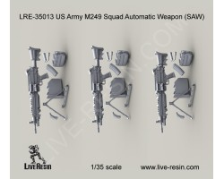 LRE35013 US Army M249