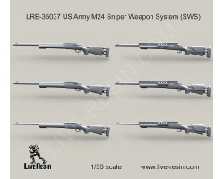 LRE35037 US Army M24 Sniper Weapon System (SWS)