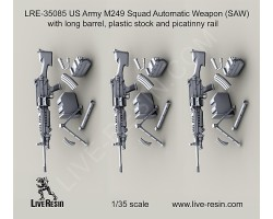 LRE35085 M249 Squad Automatic Weapon (SAW)