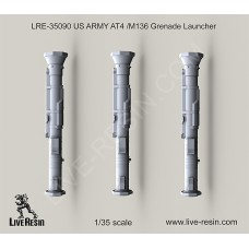 LRE35090 US ARMY AT4 /M136 Grenade Launcher