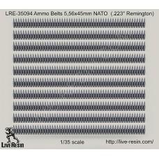 "LRE35094 Ammo Belts 5,56x45mm NATO (.223"" Remington)"