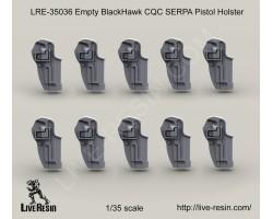 LRE35036 Empty BlackHawk CQC SERPA Pistol Holster
