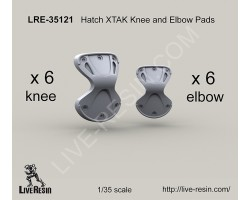 LRE35121 XTAC knee and elbow pads