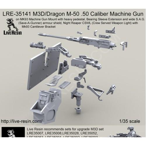m 50 caliber machine gun