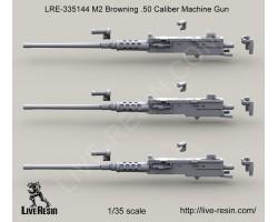 LRE35144 M2 Browning .50 Caliber Machine Gun Body