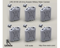 LRE35156 US Army Scepter Military Water Canister