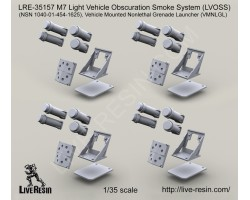 LRE35157 M7 Light Vehicle Obscuration Smoke System