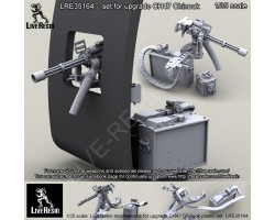 LRE35164 CH47 Chinook Window M134D Minigun mount.