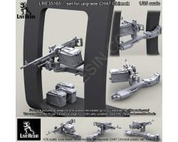 LRE35165 CH47 Chinook Door/Window M240H mount.