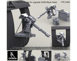 LRE35173 UH60 Armament Window M134D Mount.