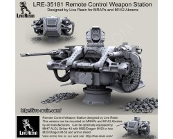 LRE35181 Remote Controlled Weapon Station