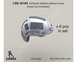 LRE35184 Airframe helmet without helmet cover