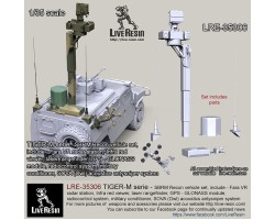 LRE35306 TIGER-M series - SBRM Recon vehicle set