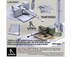 LRE35307 TIGER-M series - RCWS Remote Controlled Weapon Station for SBRM Recon vehicle with 6P49 KORD 12.7mm