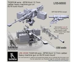 LRE35308 TIGER-M series - 6P58 Kord 12.7mm caliber heavy machine gun