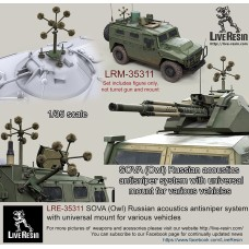 LRE35311 SOVA (Owl) Russian acoustics antisniper system