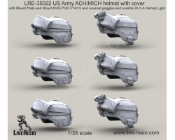 LRE35022 US Army ACH/MICH Helmet