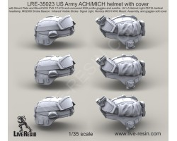 LRE35023 US Army ACH/MICH Helmet