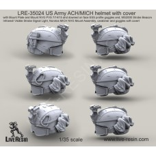 LRE35024 US Army ACH/MICH Helmet