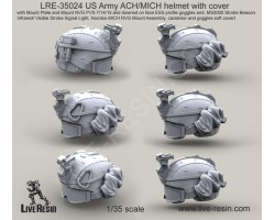 LRE35024 US Army ACH/MICH Helmet