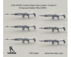 LRE35035 US Navy Mk14 Enhanced Battle Rifle (EBR)
