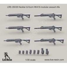 LRE35038 Heckler & Koch HK416 modular assault rifle