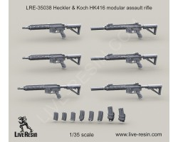 LRE35038 Heckler & Koch HK416 modular assault rifle