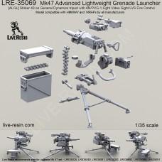 LRE35069 Mk47 Advanced Lightweight Grenade Launcher [ALGL]
